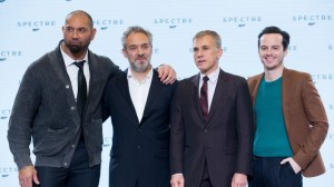 The Cast Of Spectre - Pass The PopcornPass The Popcorn