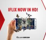 HD iflix Launch