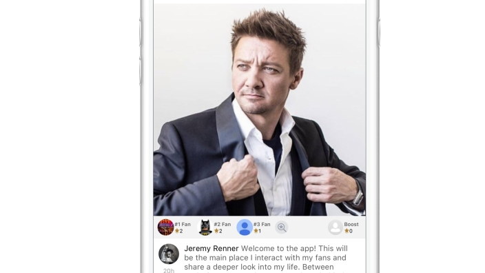 Jeremy Renner Launches...