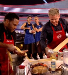 celebrity chef showdown