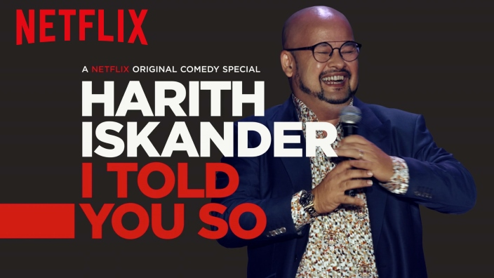 Harith Iskander_'I Told You So'