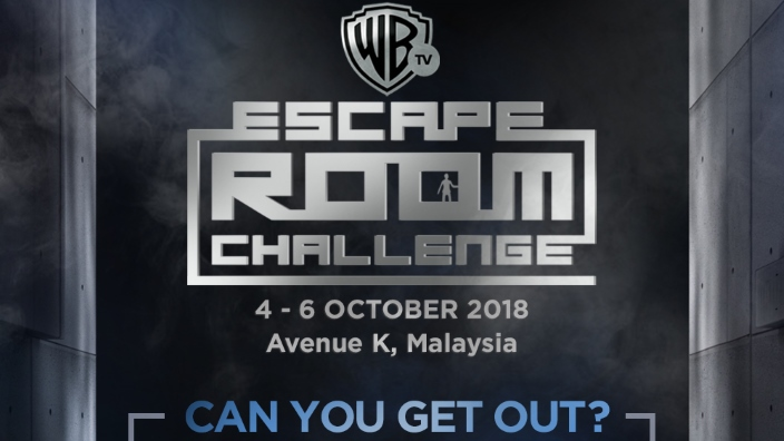 The Warner TV Escape Room Returns - Pass The PopcornPass The Popcorn