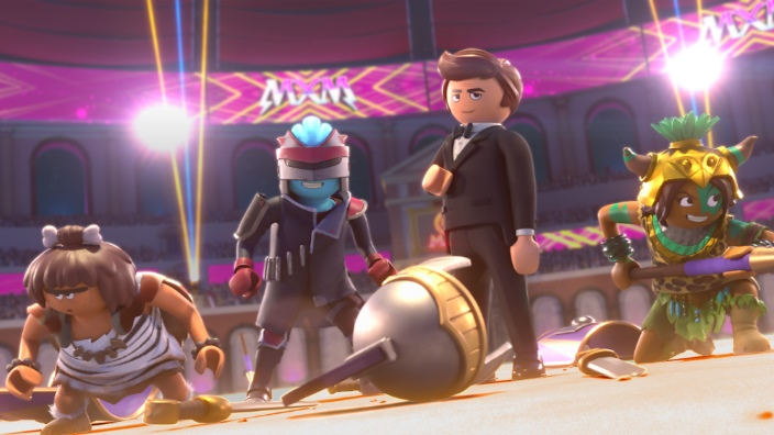 Playmobil: The Movie First Look - Pass The PopcornPass The Popcorn