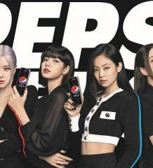 Black Pink Pepsi