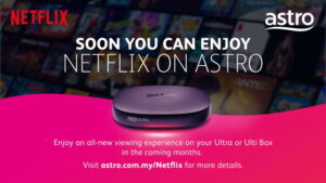 astro and netflix