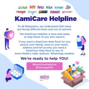 Kami Care Helpline