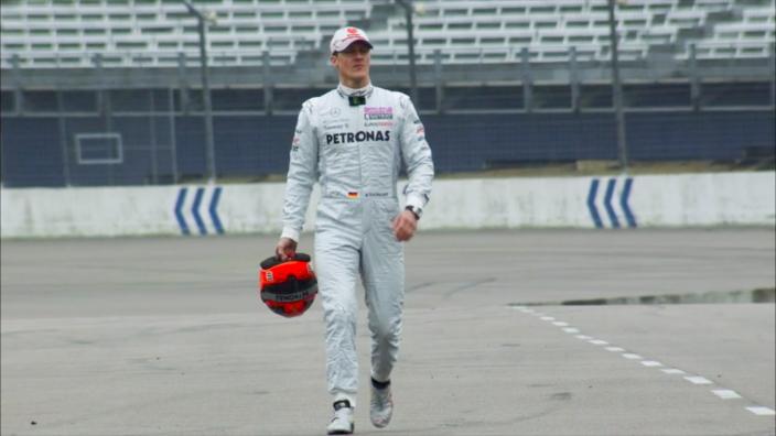 Schumacher documentary